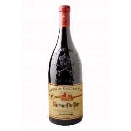 MAGNUM Vin Vieilles Vignes 2016 Châteauneuf-du-Pape