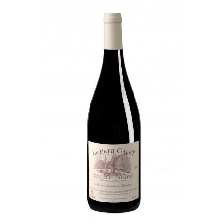 Vin Côtes-du-Rhône 2015 Le Petit Galet