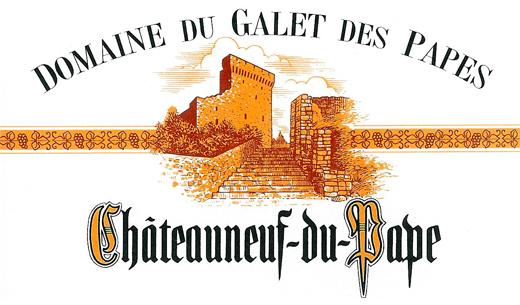 Domaine du Galet des Papes Châteauneuf du Pape